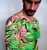¿Cómo definiríamos a la Pintura Corporal / Body Art?